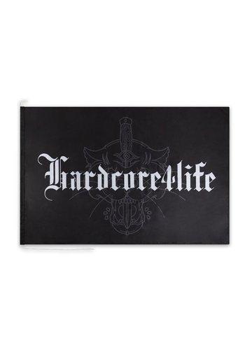 HARDCORE 4 LIFE FLAG