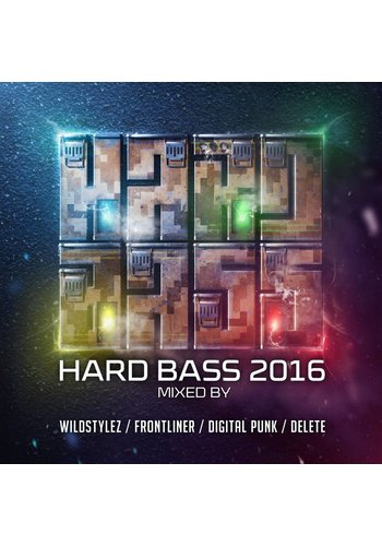 HARD BASS CD 2016