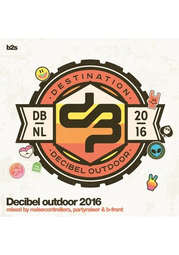DECIBEL 2016 CD