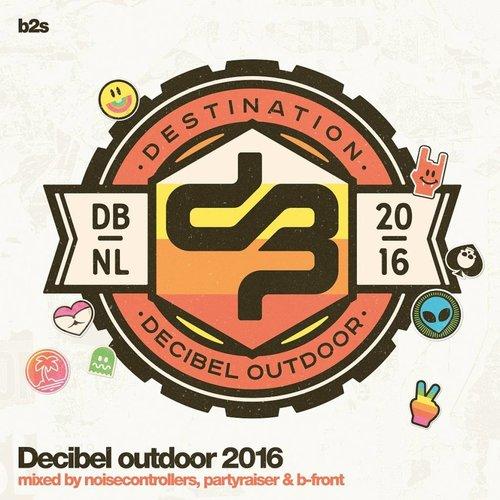 DECIBEL 2016 CD