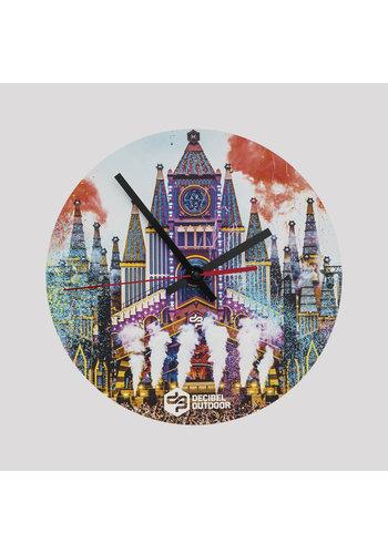 Decibel Clock