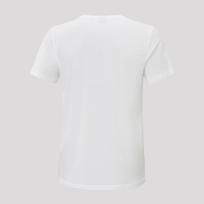Decibel t-shirt white