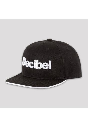 DECIBEL SNAPBACK BLACK/WHITE