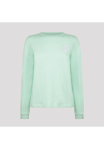 DECIBEL CREWNECK MINT