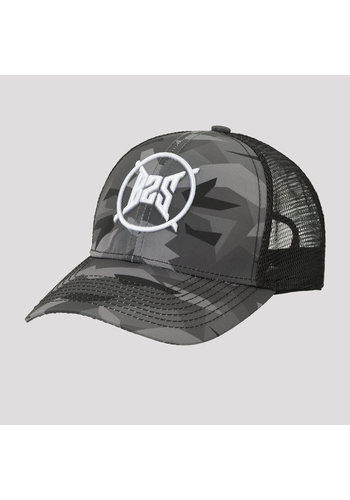 B2S BASEBALL CAP BLACK/GREY