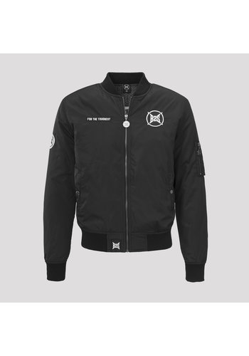 B2S BOMBER JACKET BLACK