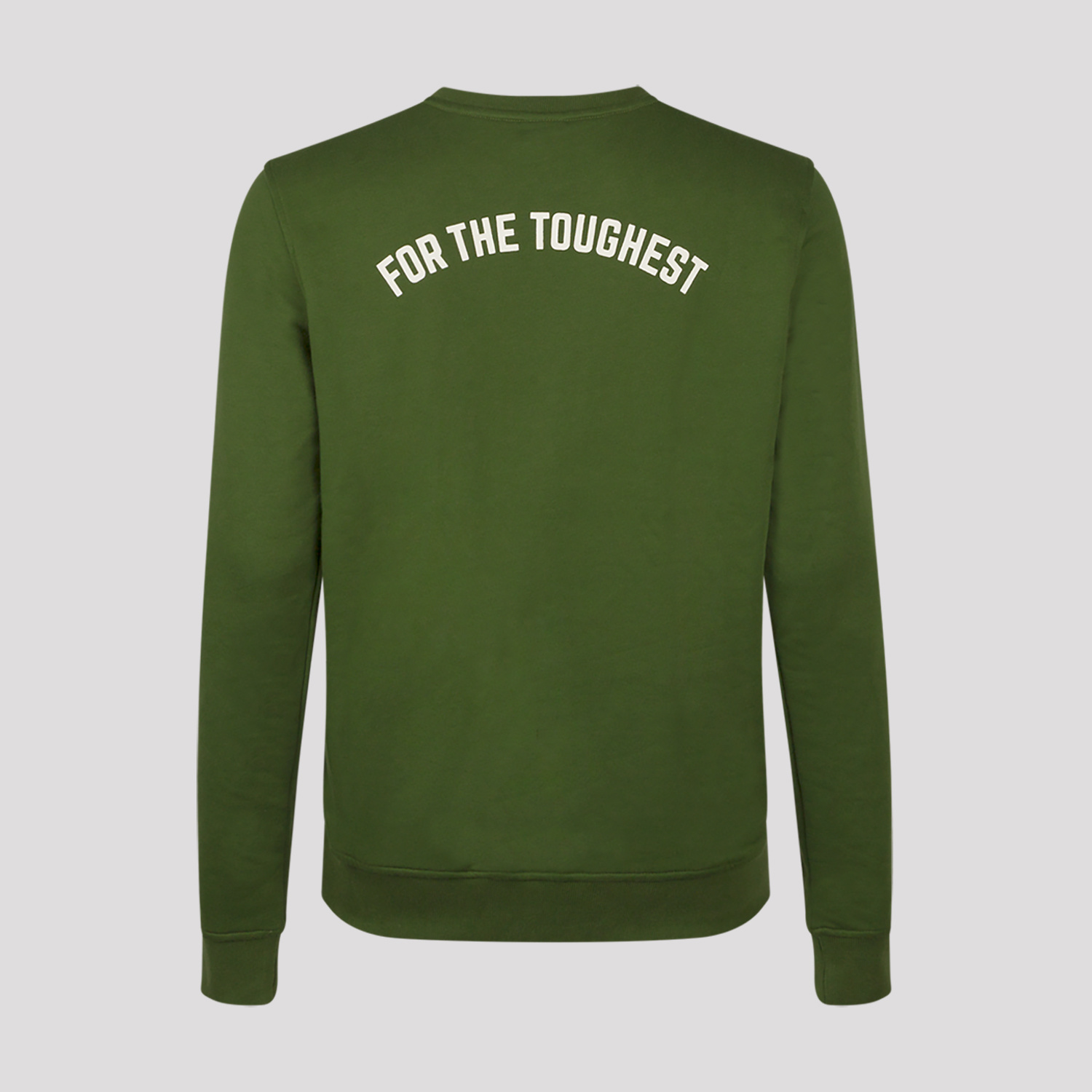 B2S CREWNECK ARMY GREEN