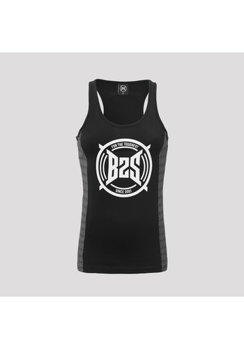 B2S TANKTOP BLACK/GREY