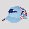 Pussy Lounge PUSSY LOUNGE BASEBALL CAP BLUE/MULTICOLOR