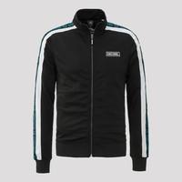 Decibel track jacket black