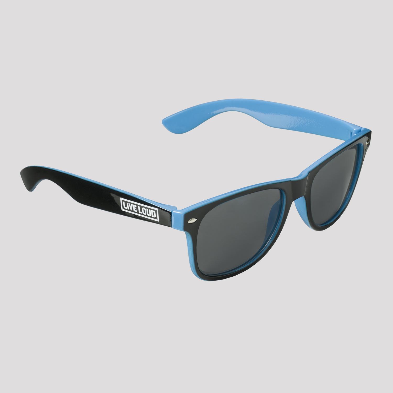 Decibel sunglasses black/blue