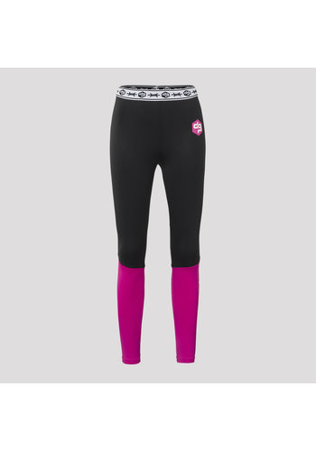 Decibel legging pink/black