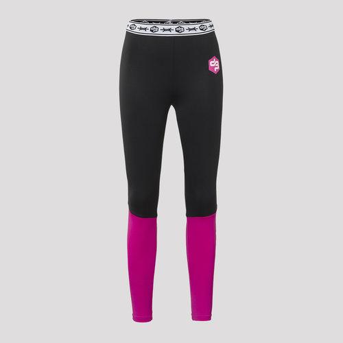 Decibel legging pink/black