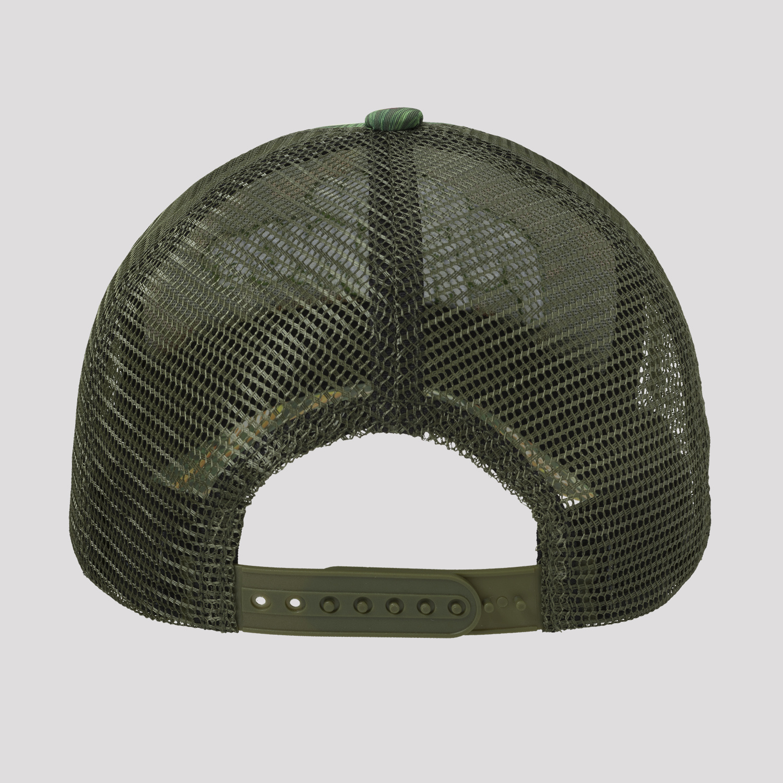 PUSSY LOUNGE TRUCKER CAP GREEN/BANANA