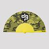 Decibel Decibel handfan yellow/camo
