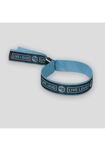 Decibel woven bracelet