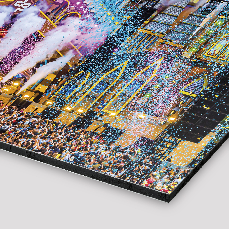 Decibel Outdoor 2019 Visual stage 70x50