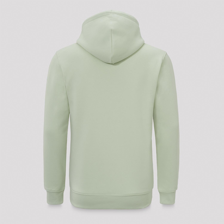 Decibel hoodie Mint/black