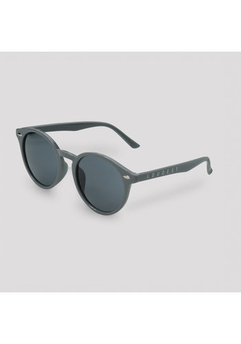 Decibel round sunglasses grey