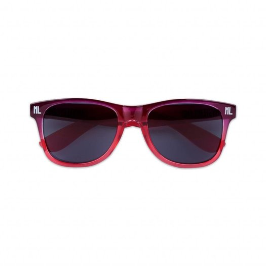 SUNGLASSES PINK/RED GRADIENT