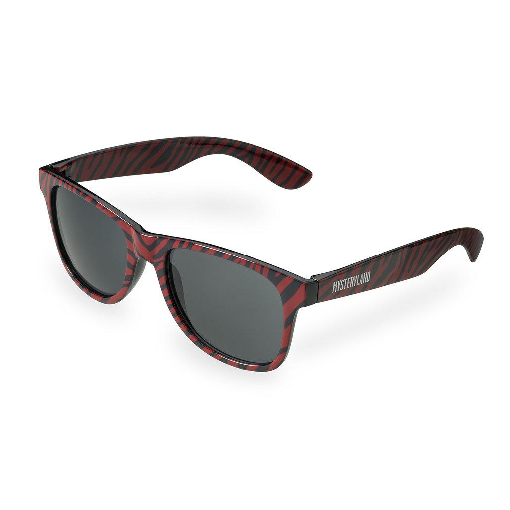 Sunglasses pink/zebra