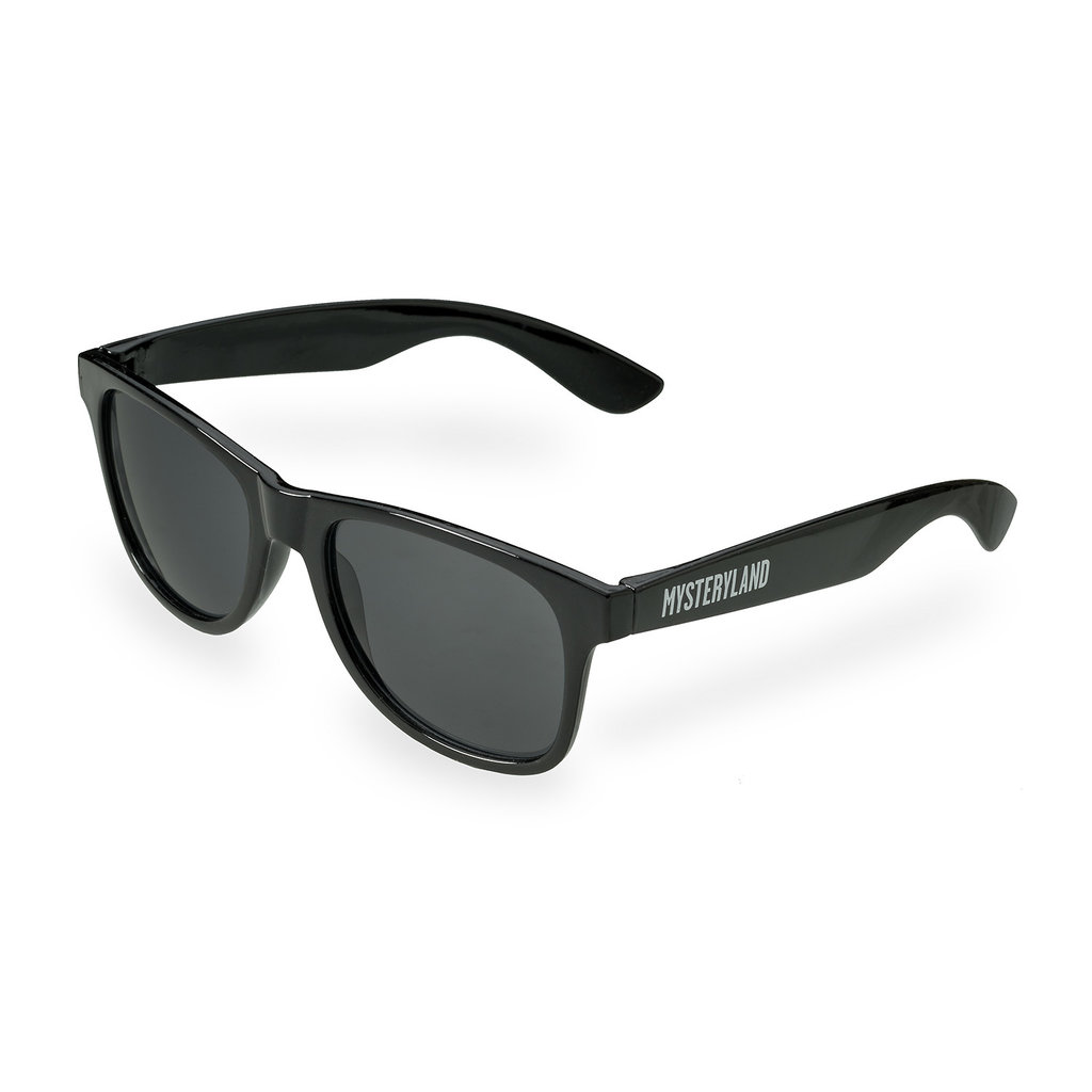 Sunglasses black/white