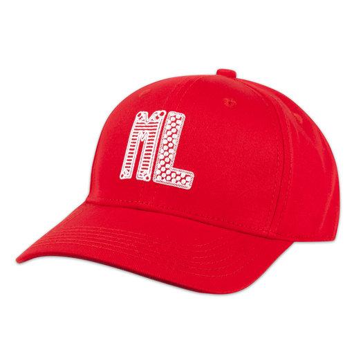 BASEBALL CAP RED/WHITE