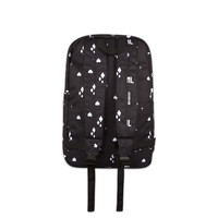 BACKPACK BLACK/WHITE