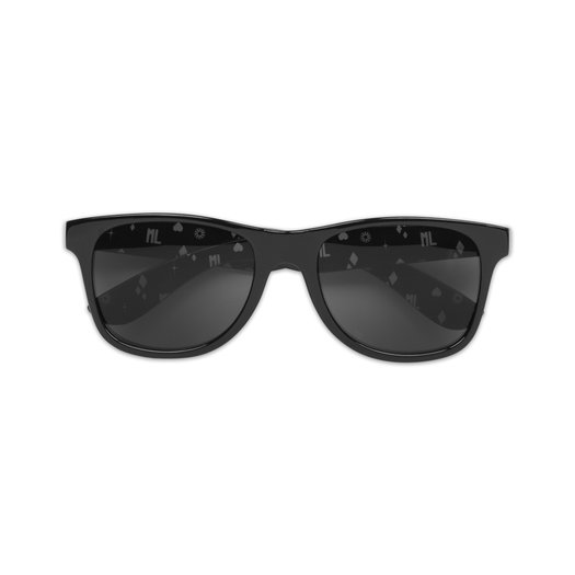 SUNGLASSES BLACK PATTERN