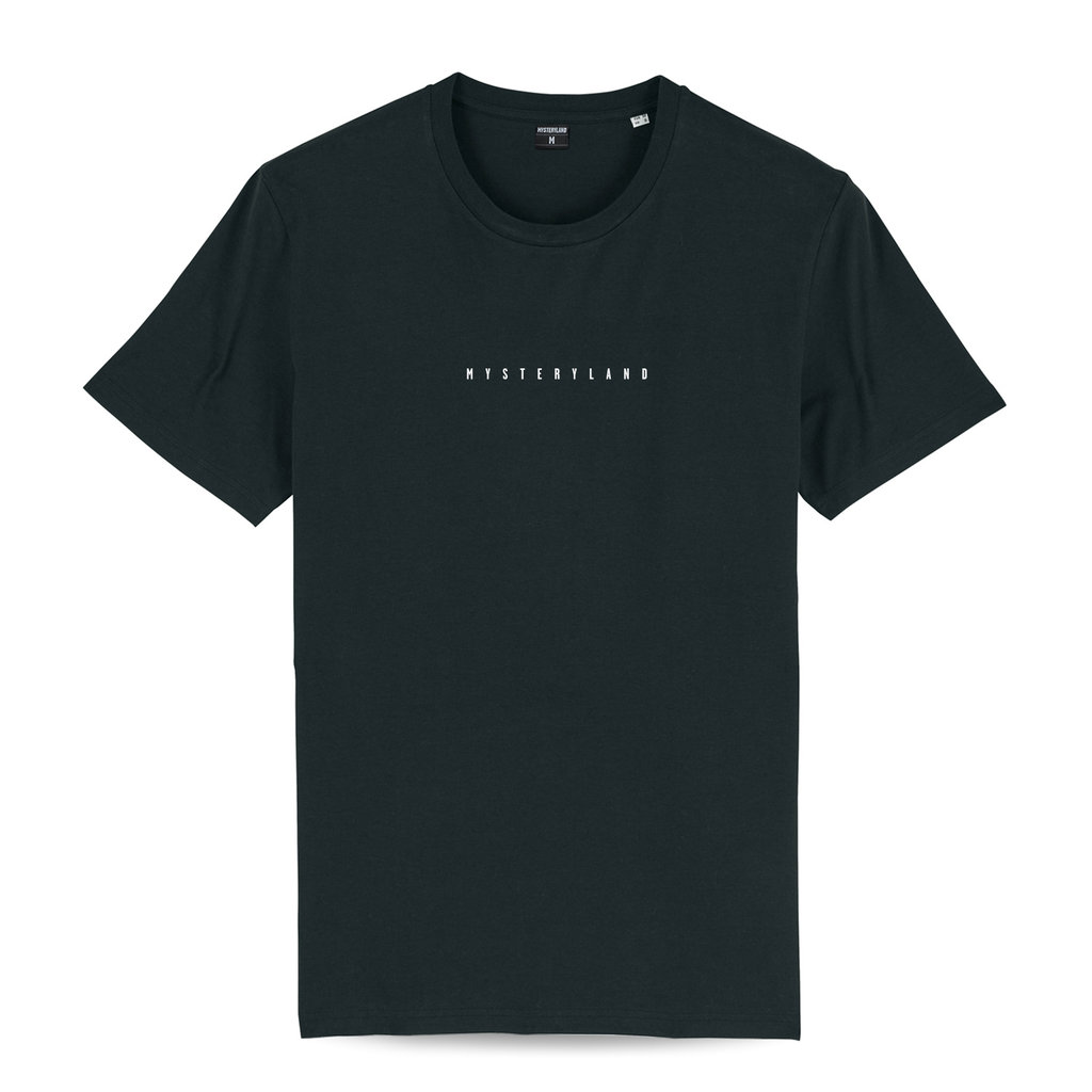 Mysteryland Unisex T-shirt Black