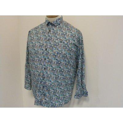 Casa Moda Overhemd 472651600/100 2XL