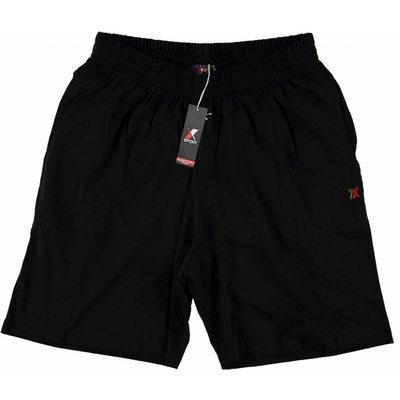 Maxfort Sweat Short Roseto zwart 3XL