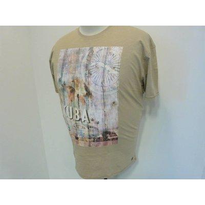 Kitaro T-shirt 171118/738 2XL