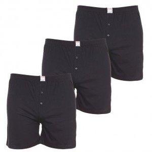 Adamo boxers zwart 129610/700 7XL/18