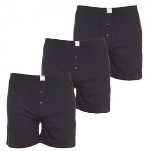 Adamo boxers zwart 129610/700 8XL