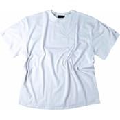 North 56 T-shirt North 56 99010/000 white 7XL
