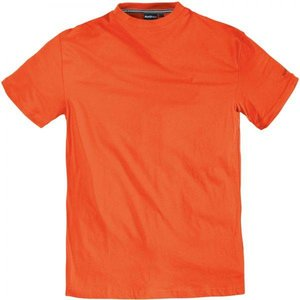 North 56 T-shirt 99010/200 oranje 5XL