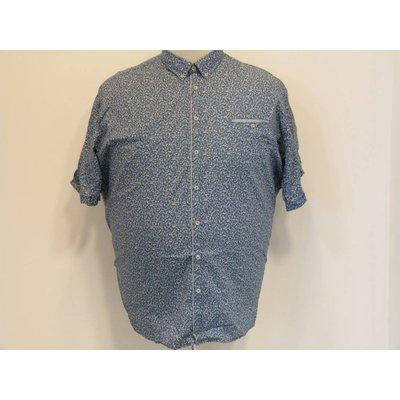 Lerros Shirt 28221161 green 2XL