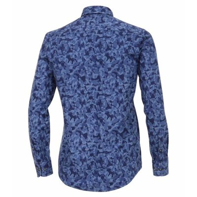 Casa Moda Shirt blue 482898400/100 2XL