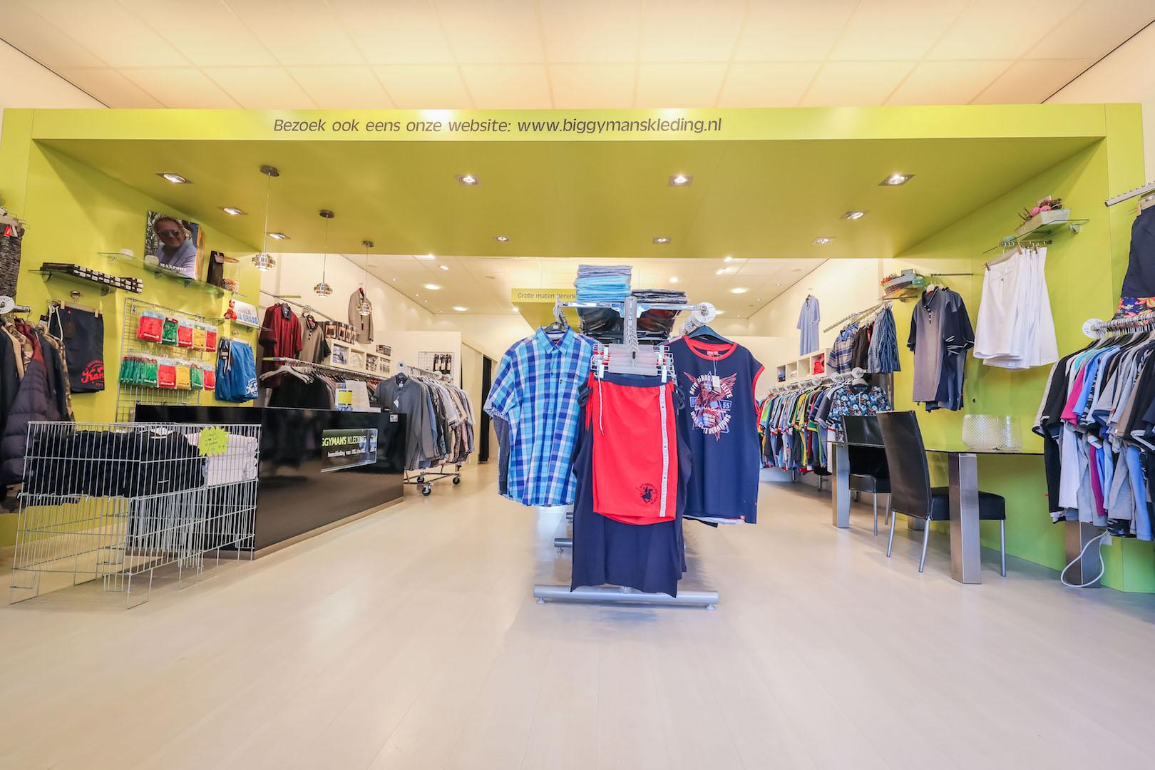 Grote Maten Heren Fashion Store Biggymanskleding Biggymans Kleding