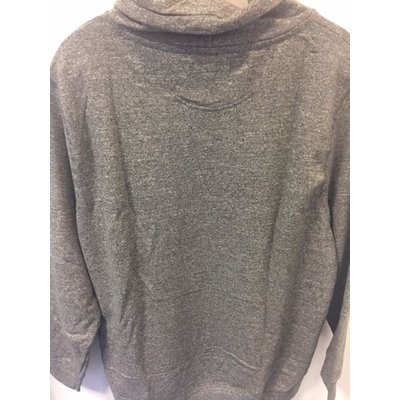 Kitaro Sweater 185224/5109 gray 3XL