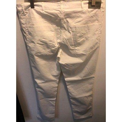 Maxfort Trousers Gregorio white size 66