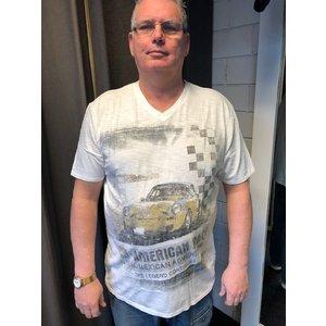 Kitaro T-shirt 191133/610 3XL