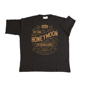 Honeymoon T-shirt Vintage 2057-pr 6XL