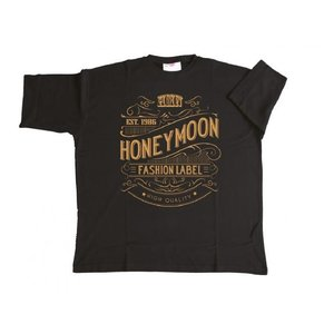 Honeymoon T-shirt Vintage 2057-pr 7XL