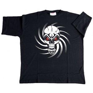 Honeymoon T-shirt Skull 2093-pr 6XL