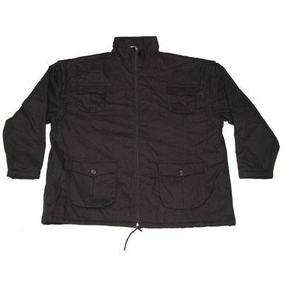 Honeymoon Jack zip off 6015-99 zwart 3XL