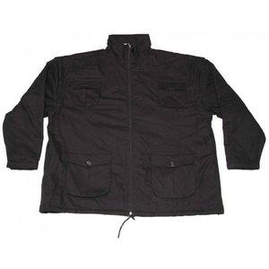 Honeymoon Jacket zip off 6015-99 black 6XL