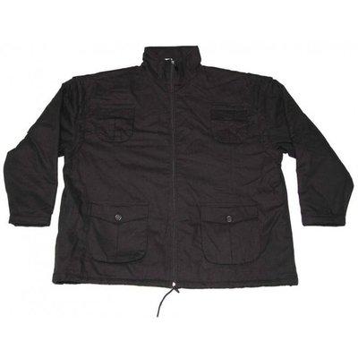 Honeymoon Jacket zip off 6015-99 black 7XL