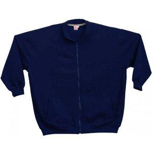 Honeymoon Cardigan cardigan 1400-80 navy 4XL